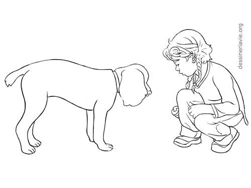 dessiner-fillette-chien-0003